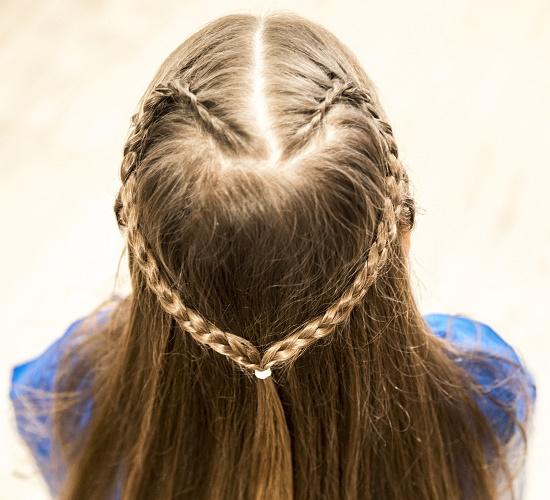 kalpli saç modeli