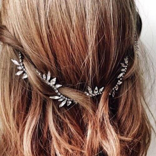 ışıltılı saç aksesuarları