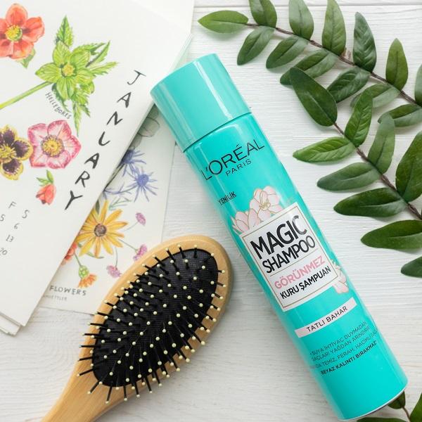 L'Oréal Paris Magic Shampoo Görünmez Kuru Şampuan Nereden Alınabilir?