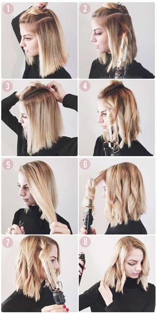 Saçlarını maşaya nasıl sarmalısın?