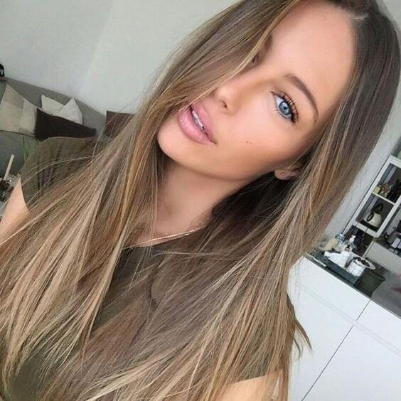 Doğal Bir Saç Rengi Istiyorsan Bu 7 Saç Modelini Incelemelisin