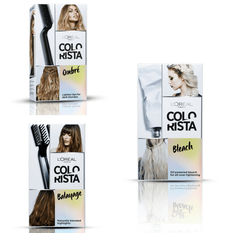 Loréal Paris Colorista Effects Ile Saç Rengini Açmak Ombre