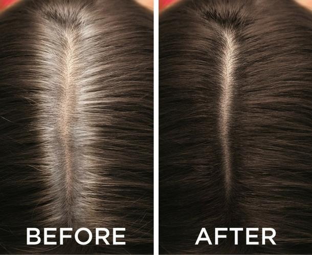 Sadece 3 saniyede dip boyası gelen beyaz saç diplerini kapatabilirsin. Saç diplerine doğru, yaklaşık 15 cm uzaklıktan spreyi tut ve içinden say; 3,2,1… İşte hazırsın!  Saç Sırları. com editörleri olarak favori ürünümüz olan bu sihirli spreyi uyguladıktan sonra çok kısa bir süre sabitlenmesini bekle. Ardından saçlarını dilediğin gibi şekillendir.