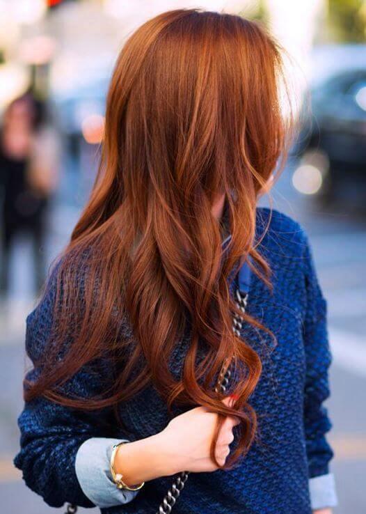 tarçın kızıl saç
