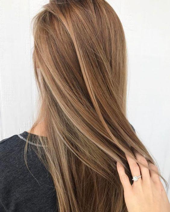 doğal kumral saç rengi nedir