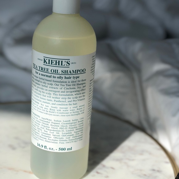 Kiehl's Tea Tree Oil Şampuan