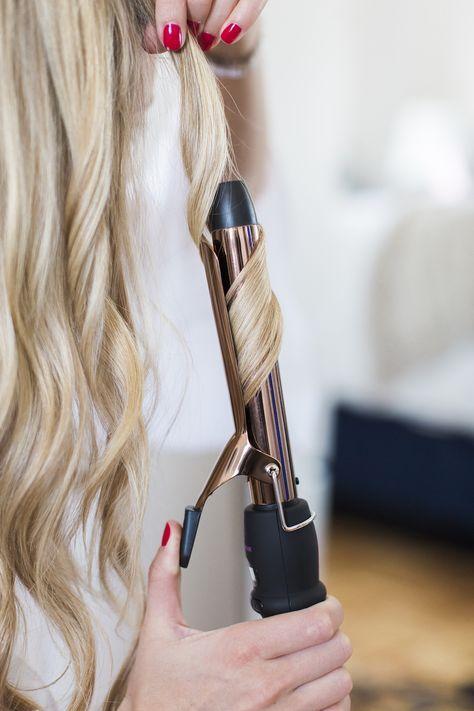 Saç maşası boyutu