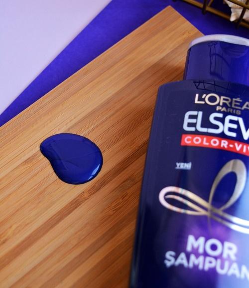 Elseve Turunculaşma Karşıtı Mor Şampuan'ın Fiyatı
