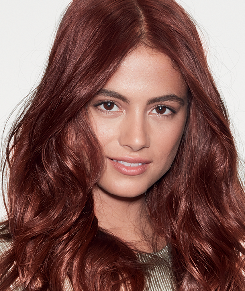 L'Oréal Casting Créme Gloss Böğürtlen Kızılı Tonu