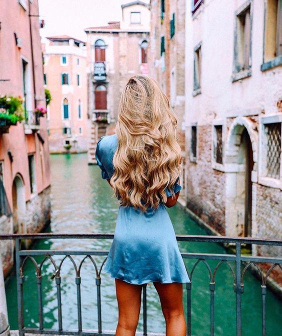 Bu saç modelleri en çok uzun saçlara yakışıyor: Uzun saçlara en çok yakışan saç modelleri!
