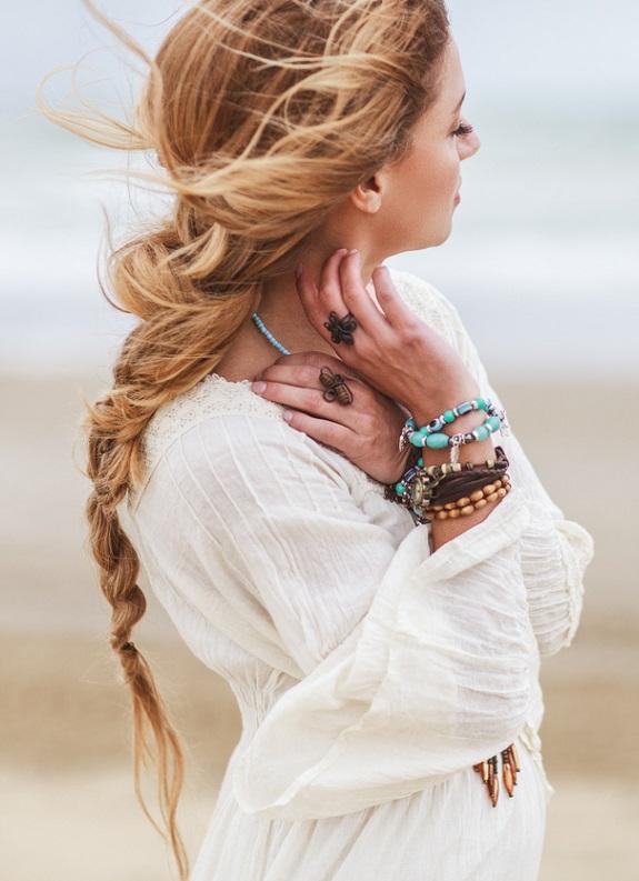 Yengeç burcuna özel saç modelleri