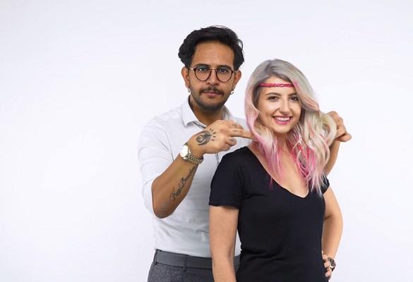 Profesyonel Saç Serisi: Flash Saç Makyajı ile Festival Saçı Önerisi