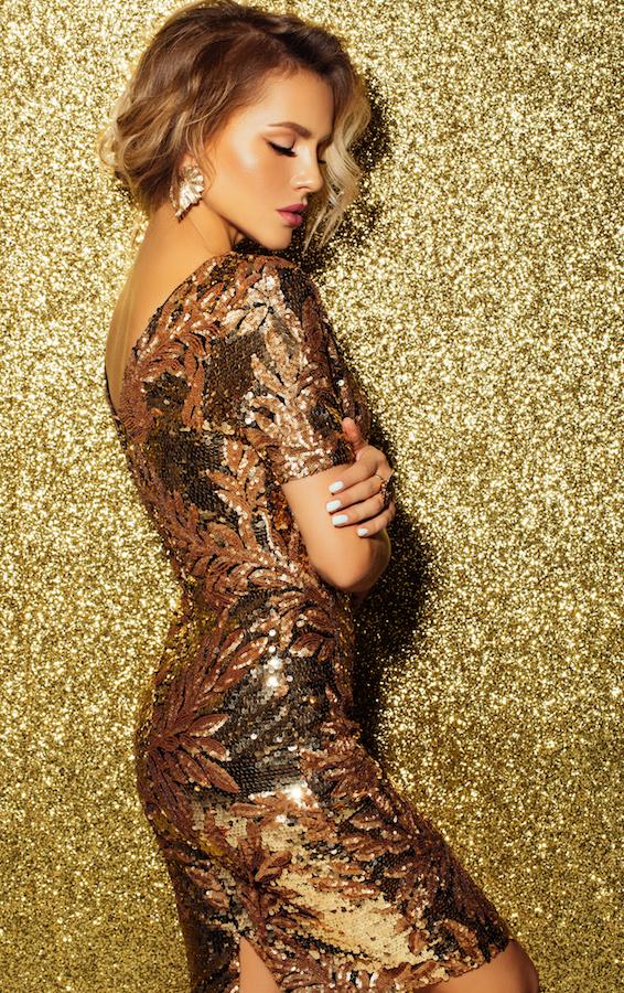 Sıcak sarılar: ''Rose gold'' saç rengi trendi