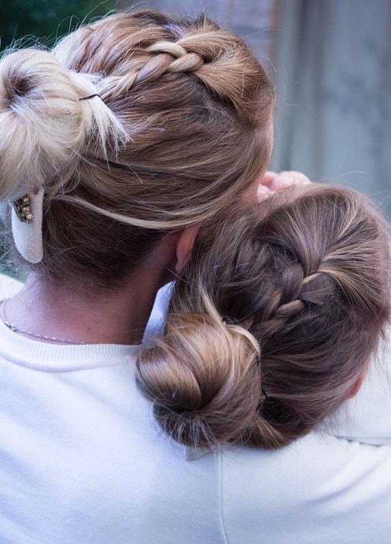 Anne Bloggerlar En Sevdikleri Çocuk Saç Modellerini Yapıyor!