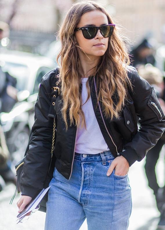 Paris Moda Haftası'nda stil avı