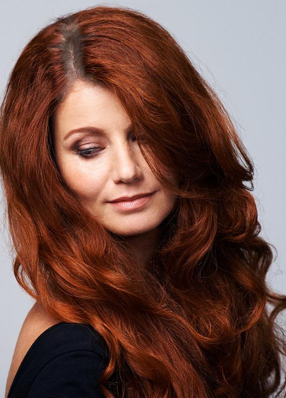 Kızıl saçlılar buraya! Artık dip beyazlarını kolayca kapatabileceksin!