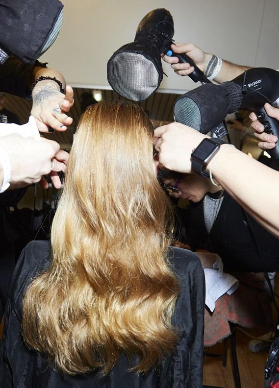 Paris Moda Haftası: Kulislerin saç sırları!