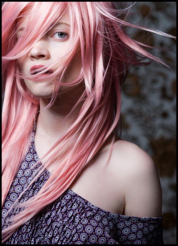 Hayallerimizin saç rengi: Pastel gökkuşağı saç trendi