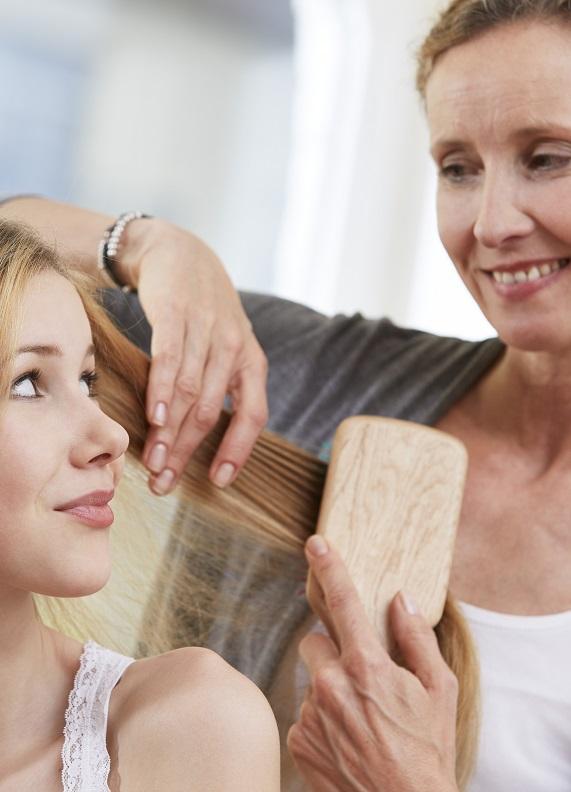 Anneler Günü özel: Anne-kız saç bakımı