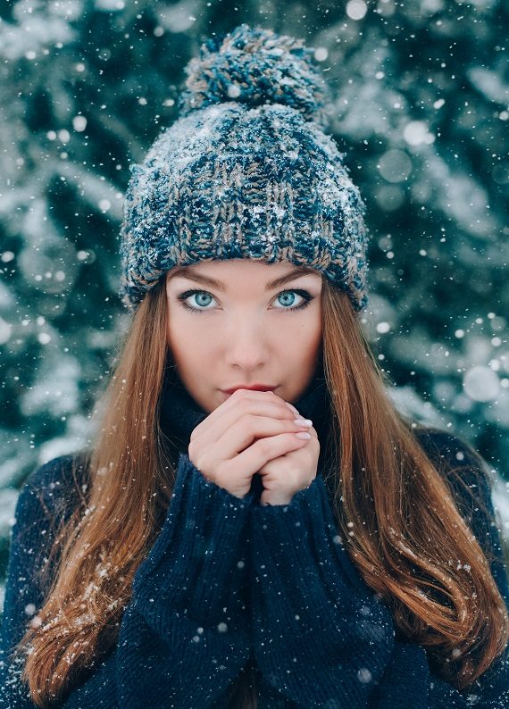 Soğuk havalardan korkmadan saçlarını onarmanın yolu!