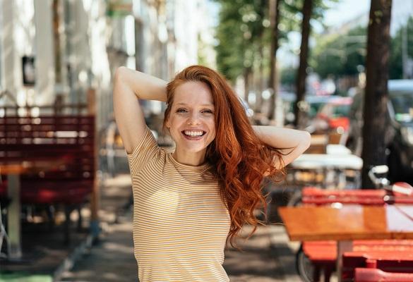 Sonbahar kızılı saç rengi hakkında bilmen gerekenler!
