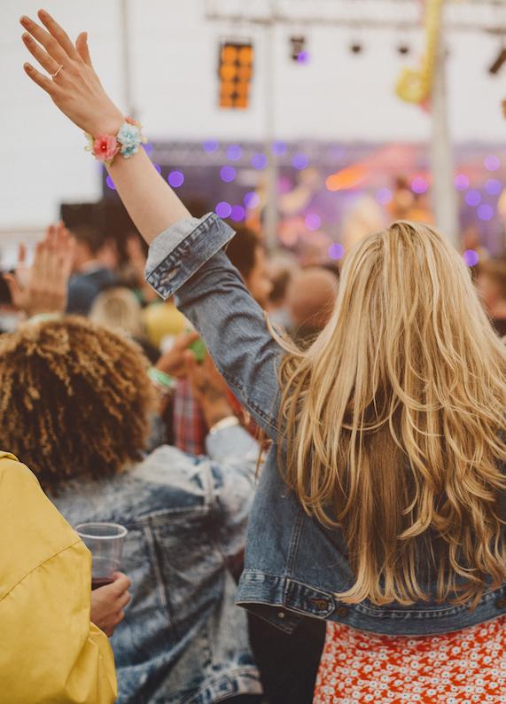 Coachella Festivali'ndeki en dikkat çeken saçlar