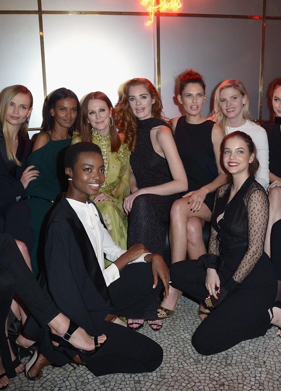 Paris Moda Haftası: En güzel yıldızlar bu özel gecede buluştu!