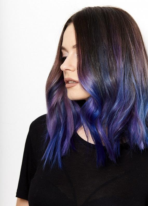 Mini test: Renkli saç trendi devam ediyor! Senin rengin ne?