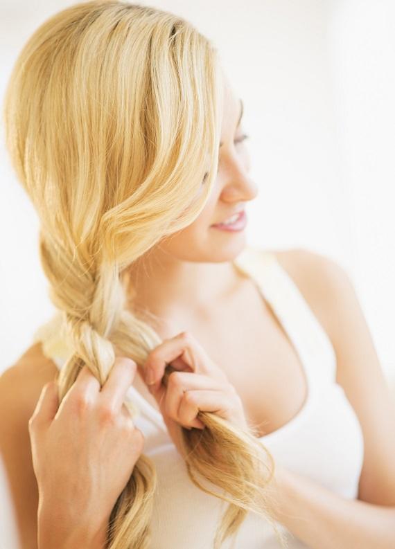 Örgü öremeyenler için 3 alternatif saç modeli