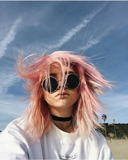 Yeni Trend Rose Quartz Saçlarla Seni Tanıştırıyoruz!