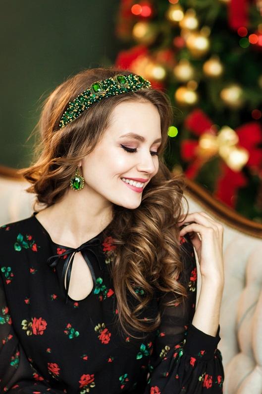 2018 Yılbaşı gecesi özel: Uzun saçlara çok yakışacak 12 yarı toplu saç modeli