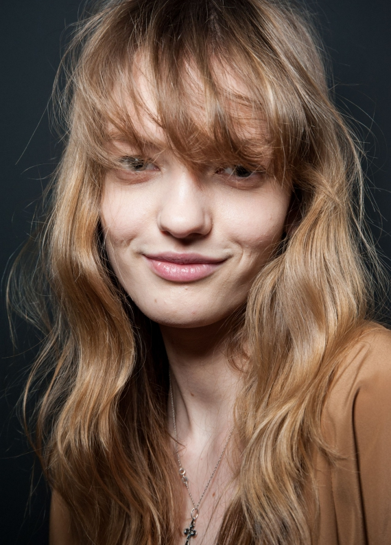 En yeni saç trendi: Uzun kakül!