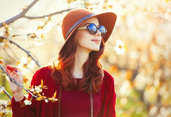 Saç rengi trendleri: Kızıl ışıltılar