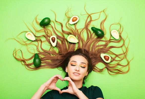 Avokadonun saça faydaları nelerdir?