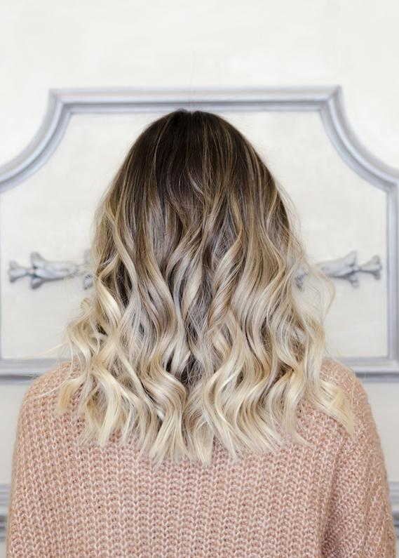 Ombréli saçlara sahip olanların bayılacağı saç modelleri