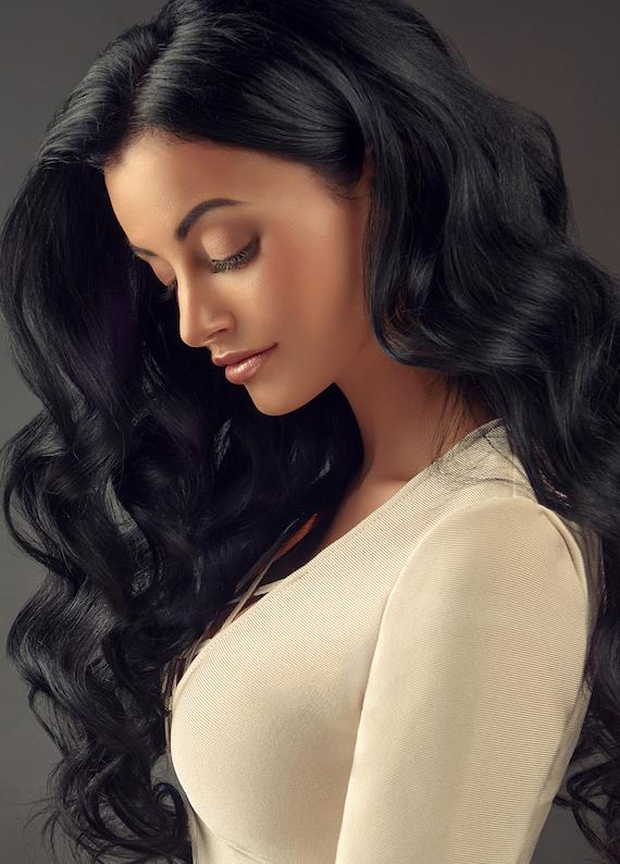 Saç maşası ile su dalgası saç modeli nasıl yapılır?