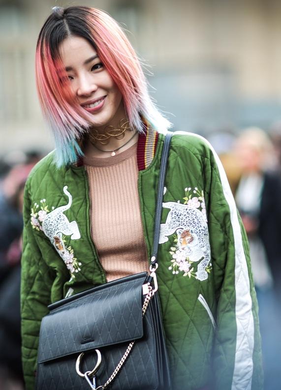 Seni en yeni trend ile tanıştıralım: 3 renkli saçlar