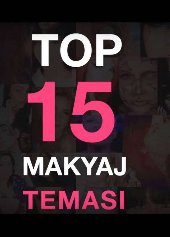 Sacsirlari.com'dan NYX Face Awards top 15 finalistlerine sürpriz!