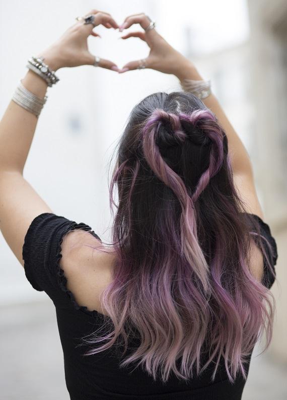 Sevgililer Günü'nün en romantik saçları senin olsun ister misin?