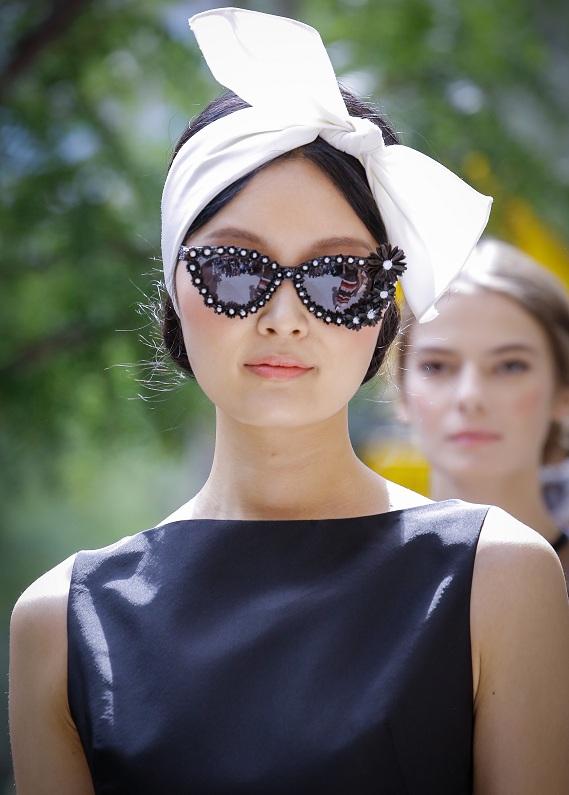 New York Moda Haftası'ndan en yeni saç trendleri