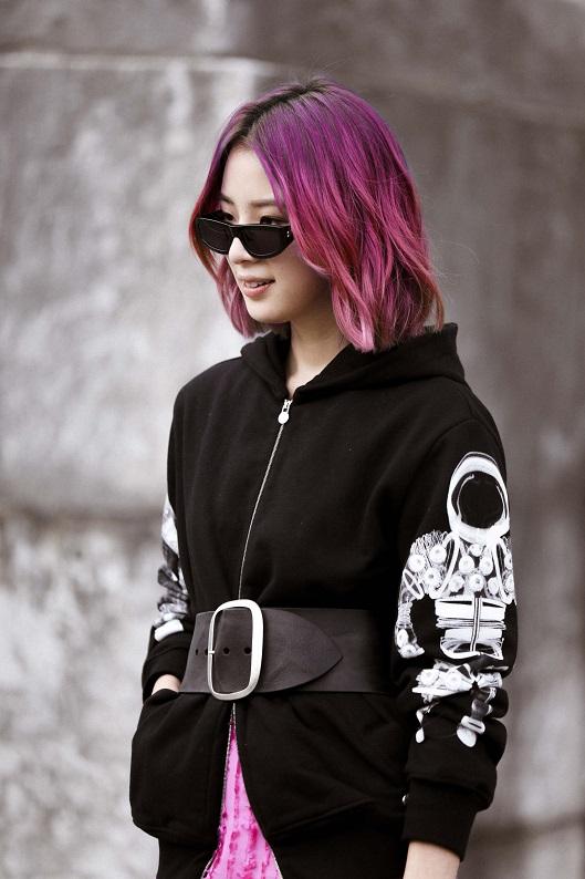 "Trend alarmı: ""Pagenta"" saç rengi trendi"