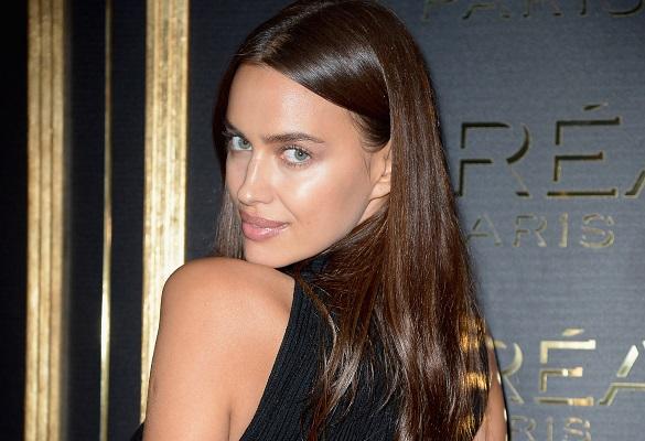 Irina Shayk'ın harika saçlarının sırrına ortak ol!