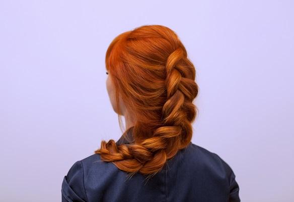 Bakır Kızıl Saç Rengi ve Saç Modelleri