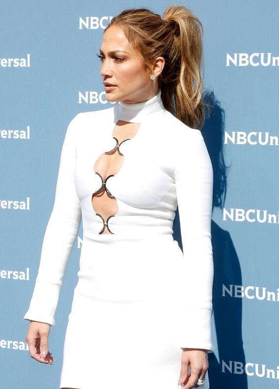 Jennifer Lopez: Yüksek atkuyruğunun kraliçesi!