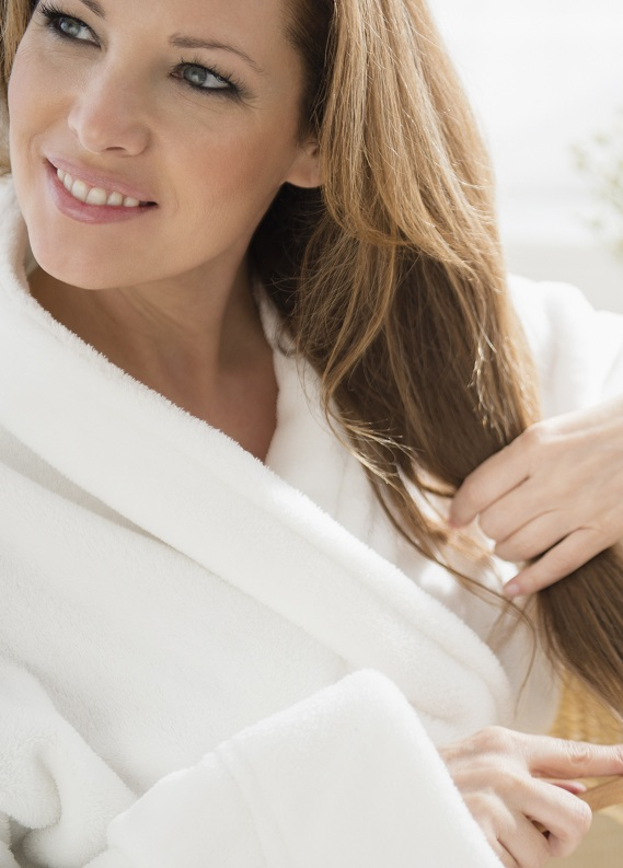 Kolay taranan saçlar için ipuçları