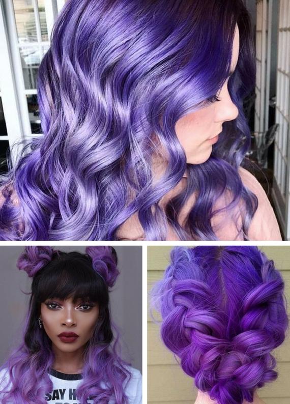 2019'un rengi belli oldu: Ultra Violet trendi!