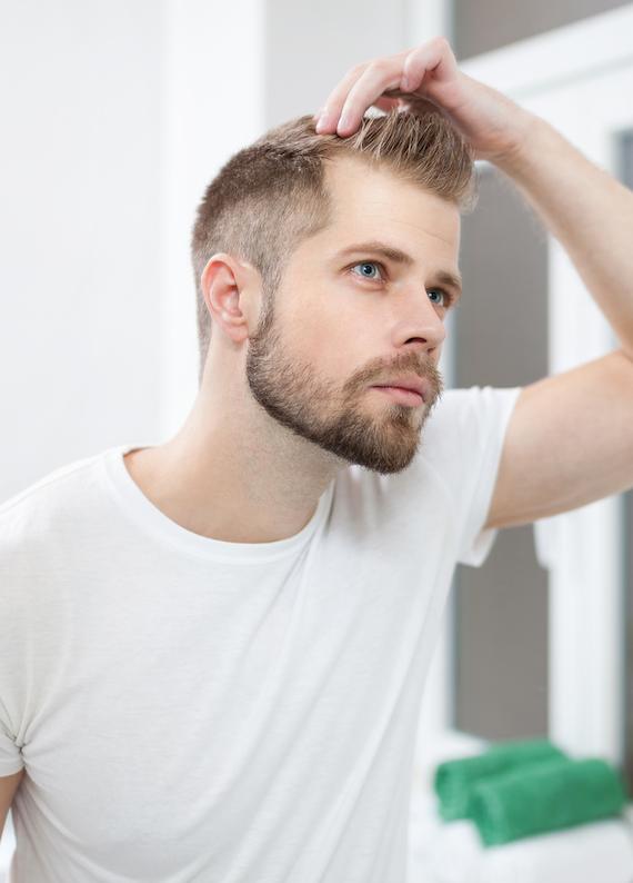 En Güzel Sarışın Erkek Saç Modelleri