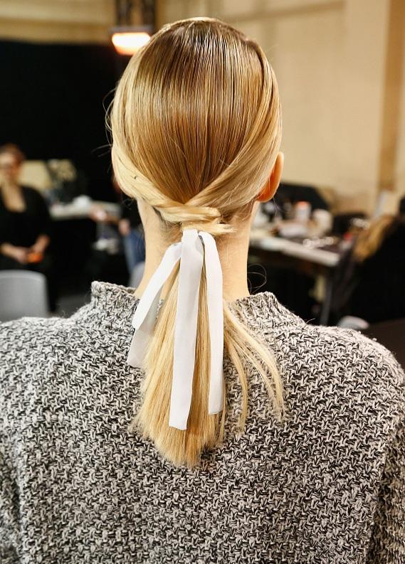 Romantik sonbahar saçı: Atkuyruğu