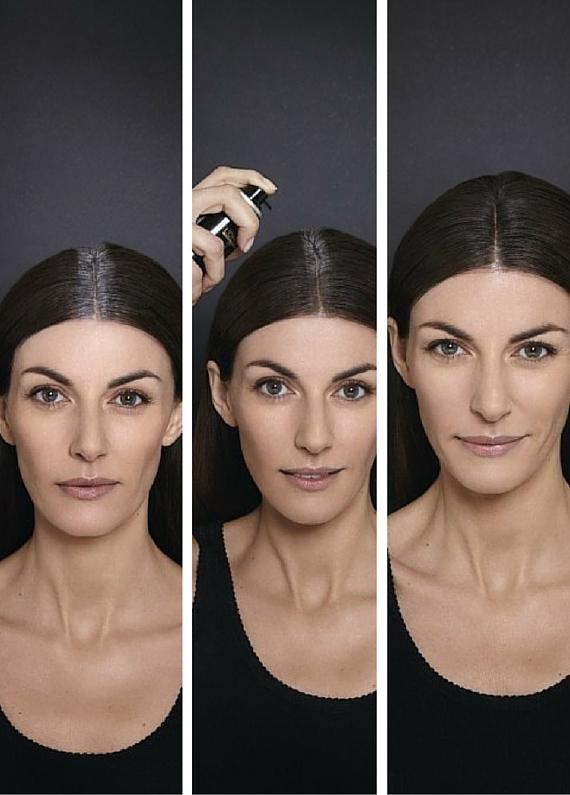 1 dakikada gelen mucize dokunuş: Hair Touch Up