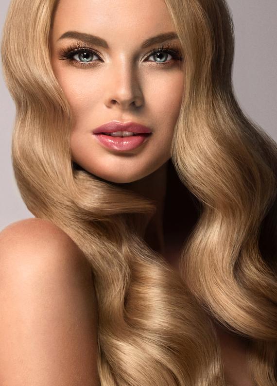 Sarışınlara özel saç modelleri